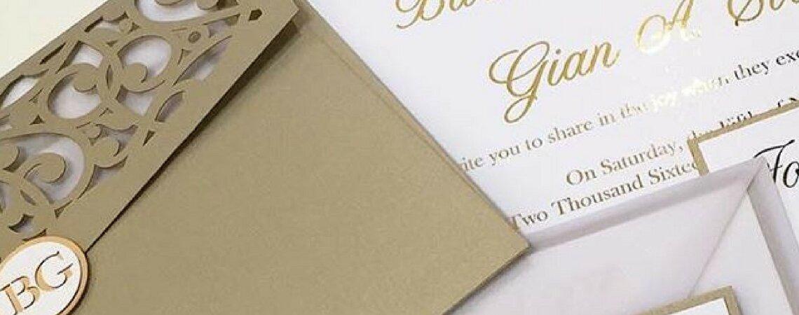 8 tipos de invitaciones para tu boda, ¿cuál es la tuya?