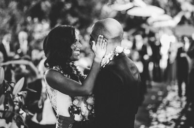 Un día inolvidable: la boda de Miryan y Suraj