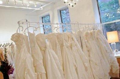 Venta de bodega en Divina Señorita, ¡vestidos de novia ultra rebajados!