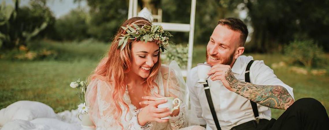 I 6 colori di capelli più IN per le spose 2018