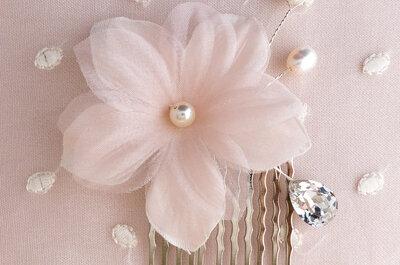 Le top 9 des accessoires pour la mariée, le voici !