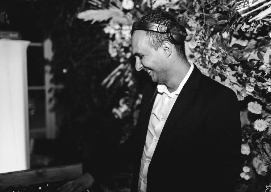 Groovin' Event : les clés du succès de ce DJ spécialiste du mariage