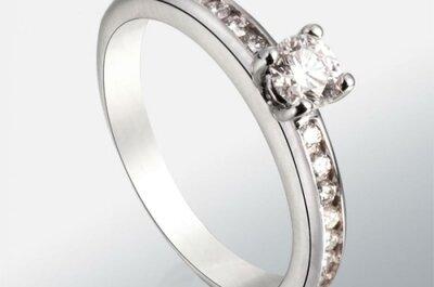 5 momentos en los que tendrás que quitarte el anillo de compromiso