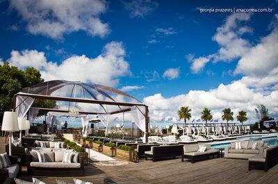 Absolutamente incríveis: 7 lugares para seu casamento em Florianópolis, a