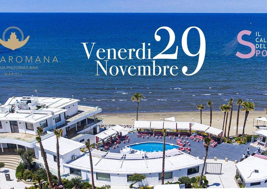 Il Calendario delle Spose 2019 arriva a Bacoli