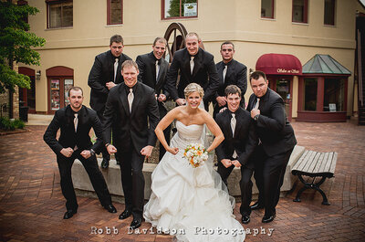 Reirás años con estas divertidas fotos de boda