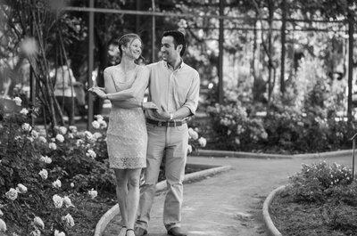 Elise y Alfredo: ¡Un amor de viajes y dos continentes!
