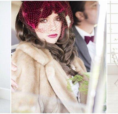 a9aa667af9 42 wspaniałe suknie ślubne idealne na ślub zimową!