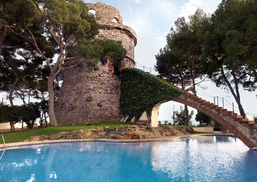 Gran Hotel Don Jaime: celebra una boda rústica o urbana en un lugar versátil y especial
