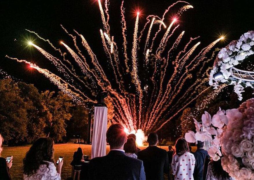 Fly Up! Realizadores de Ideas: la idea para tu boda convertida en diseño, arte y belleza