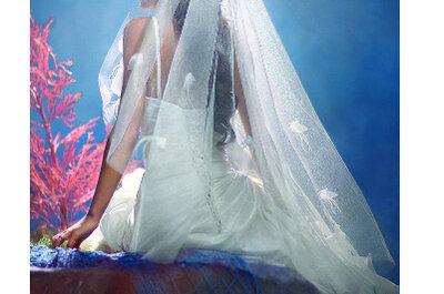 Ecco i veli da sposa ispirati alle principesse Disney per la sposa romantica