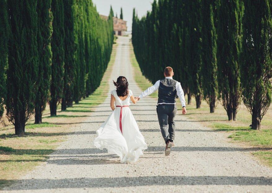 Hochzeitslocations in Italien: Heiraten unter der Sonne des Südens
