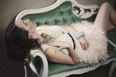 Geniale Brautaccessoires für Ihre Hochzeit von der London Bridal Fashion Week 2015!