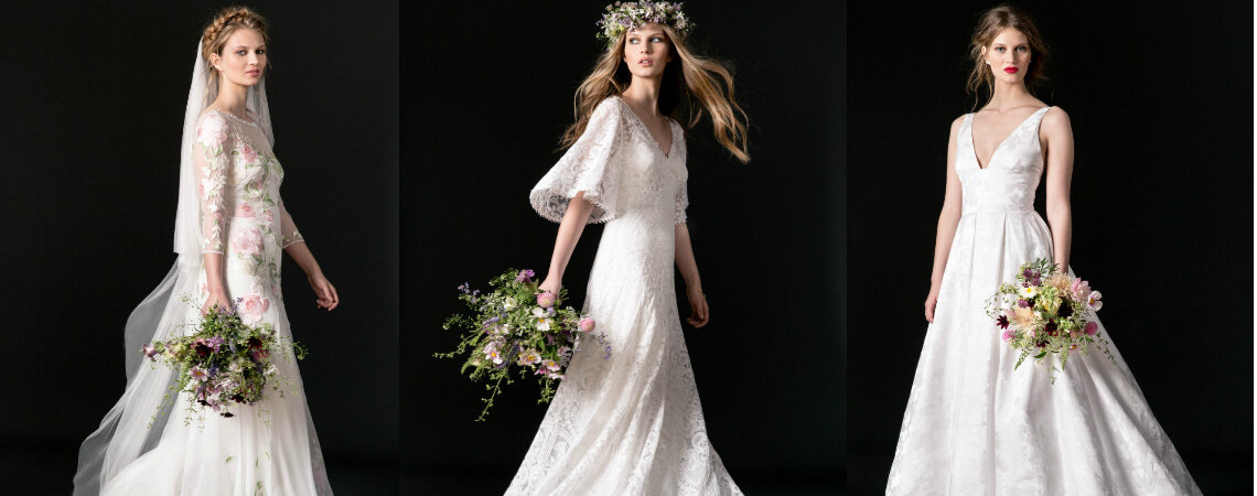 A Dream of Summer With Temperley Bridal's 2018 Fall Collection