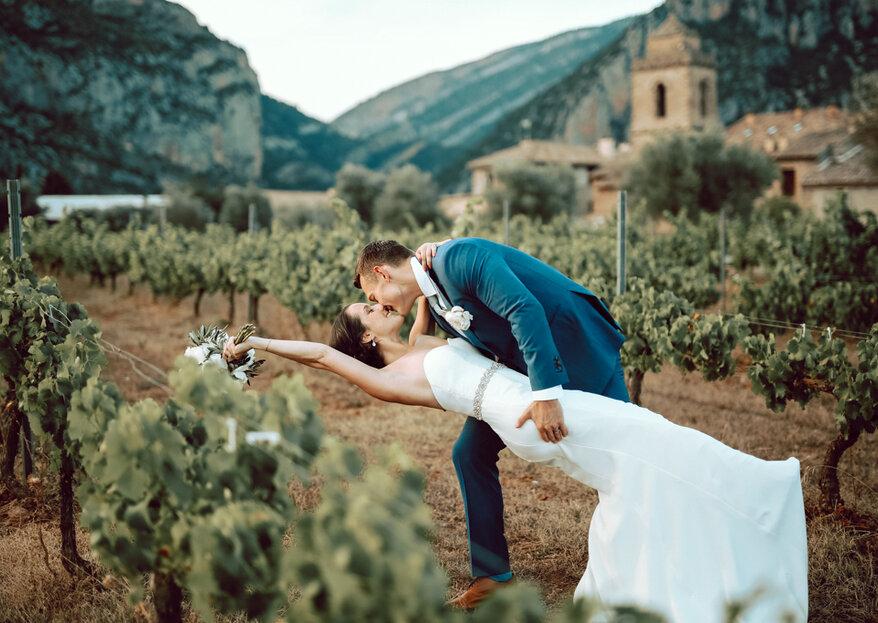 """""""Más que un sueño"""": la boda de Kate y Ryan"""