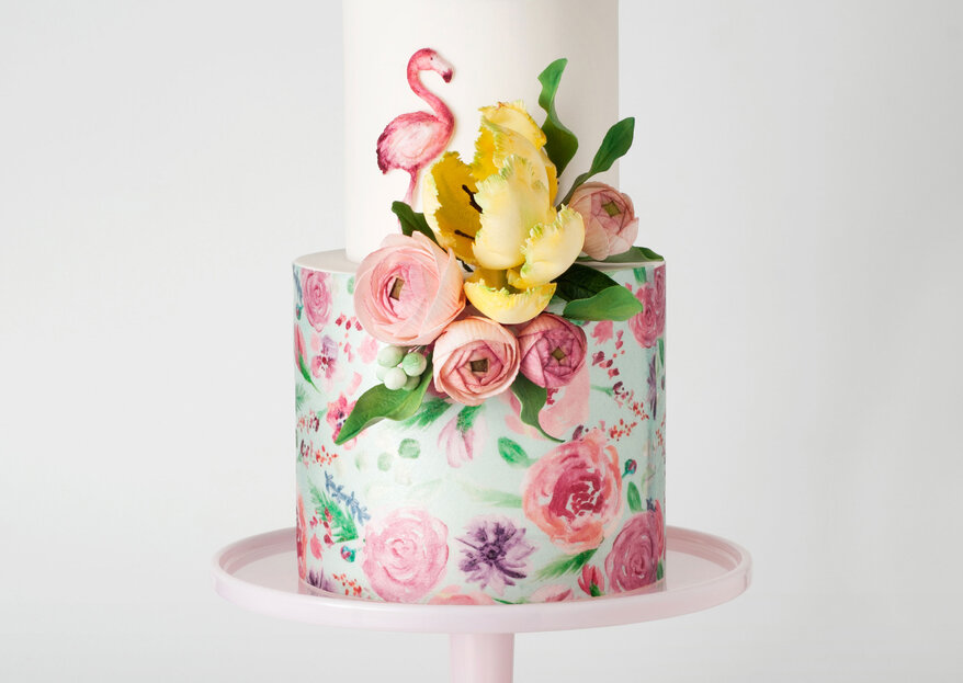 Cómo elegir el pastel de bodas: 5 tips para deleitar a tus invitados