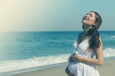 10 preguntas que NO debes hacer nunca a una embarazada en su casamiento