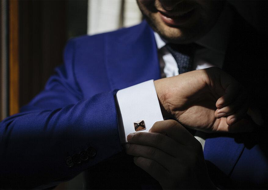 Cómo elegir el traje perfecto para el novio: 5 tips con mucho estilo