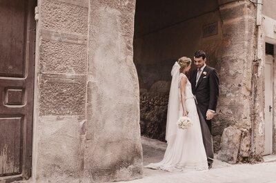 Romanticismo como lema: la boda de Aina y Medir