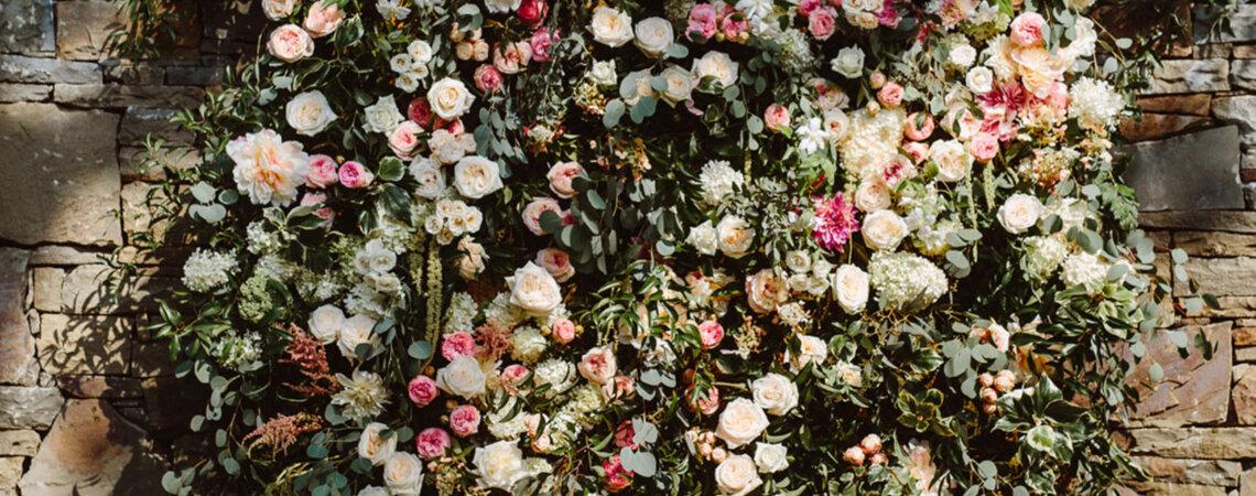 Dit zijn de meest gebruikte bloemsoorten voor een zomerbruiloft