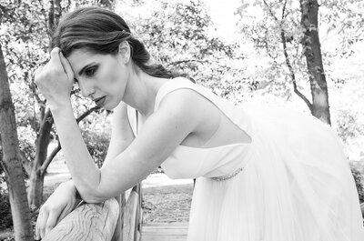 Vestidos de novia Grace&Co 2018: creaciones únicas con un toque de sofisticación