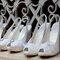 Las zapatillas de novia son lo último en tendencias para bodas. Una alternativa ultra confortable, pero además femenina y elegante, ideal para las mujeres que desean sentirse cómodas y además lucir bellas.