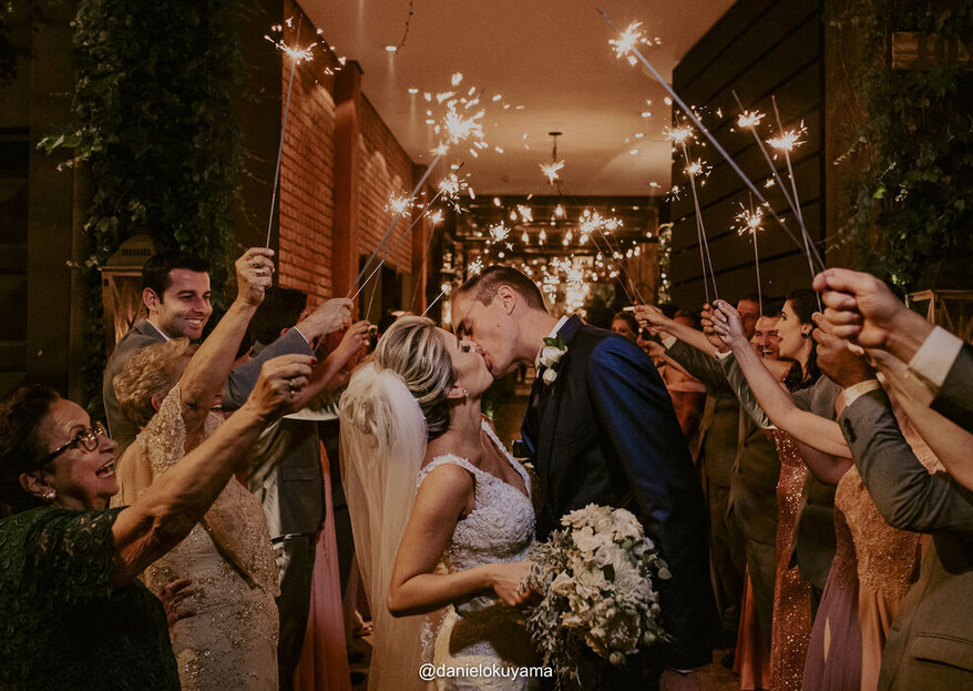 A escolha do local para o seu casamento: detalhes que influenciam na sua decisão!