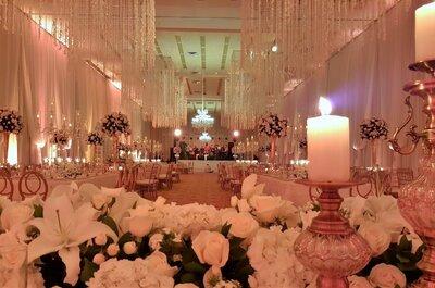 Los 4 mejores decoradores de bodas en Barranquilla