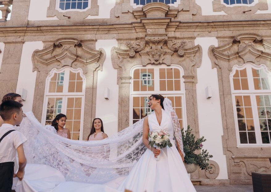 Step: um passo de cada vez na concretização de um casamento de sonho