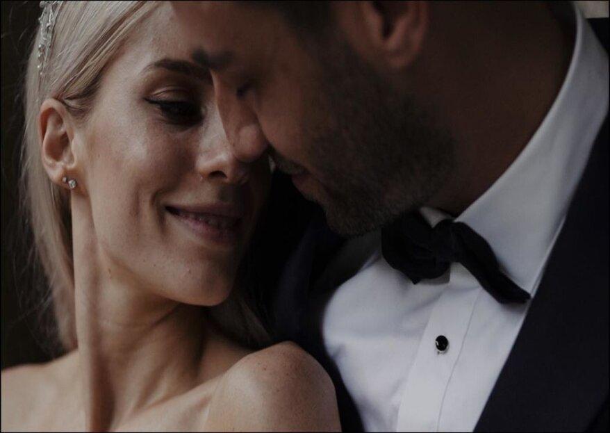 Matrimonio 100% personalizzabile: sii te stesso in ogni dettaglio!