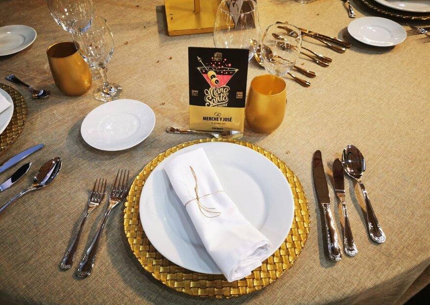 Mano de Santo: el regalo para tus invitados que combate los excesos de las bodas