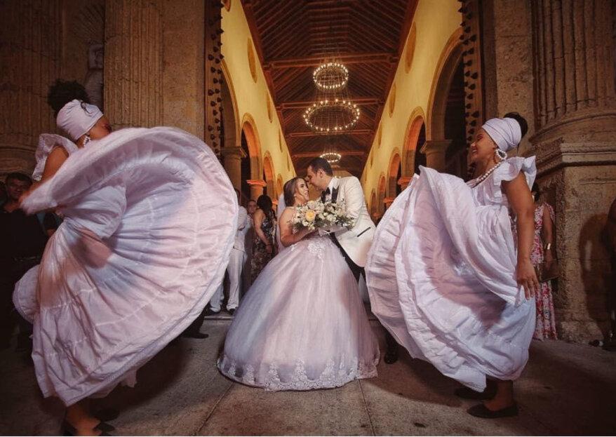 Tus anhelos sobre tu boda en Cartagena y como los realiza Natalia Salgado Bodas y Eventos