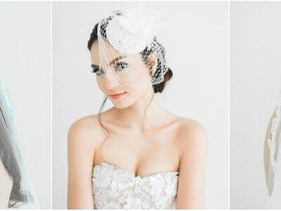 5 maneras de llevar tu velo de novia. ¡Sigue nuestros consejos y estarás preciosa!