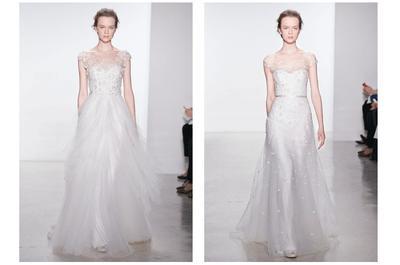 Magia sencilla y encantadora: Vestidos de novia primavera 2015 de Christos