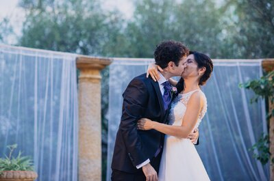 Un viaje que lo cambió todo: la boda de Sara y Xisco