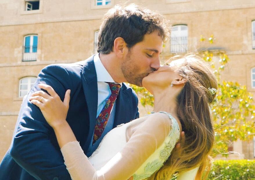 Consigue una boda de película con Atopic Bodas y su estilo cinematográfico