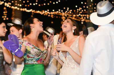 Las canciones más buscadas en internet por los colombianos en 2016. ¡No pueden faltar en tu boda!