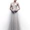 Vestido de novia 2013 en color arena con tirantes gruesos, plisado en la parte del corpiño y falda con caída elegante