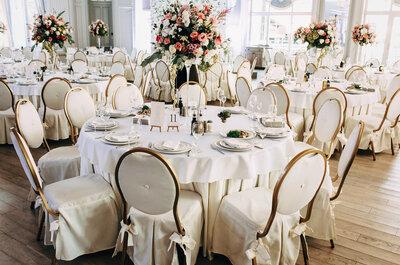 Jak wybrać salę weselną? 3 wskazówki na co zwrócić uwagę!