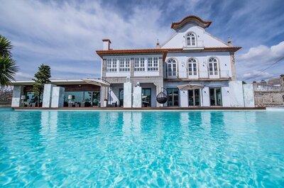 Palácios e espaços históricos no Porto para ter o seu casamento de sonho
