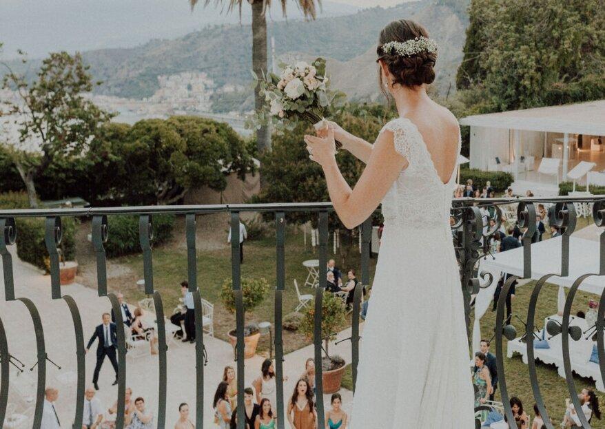 Le prove del vostro amore nel racconto fotografico delle vostre nozze!