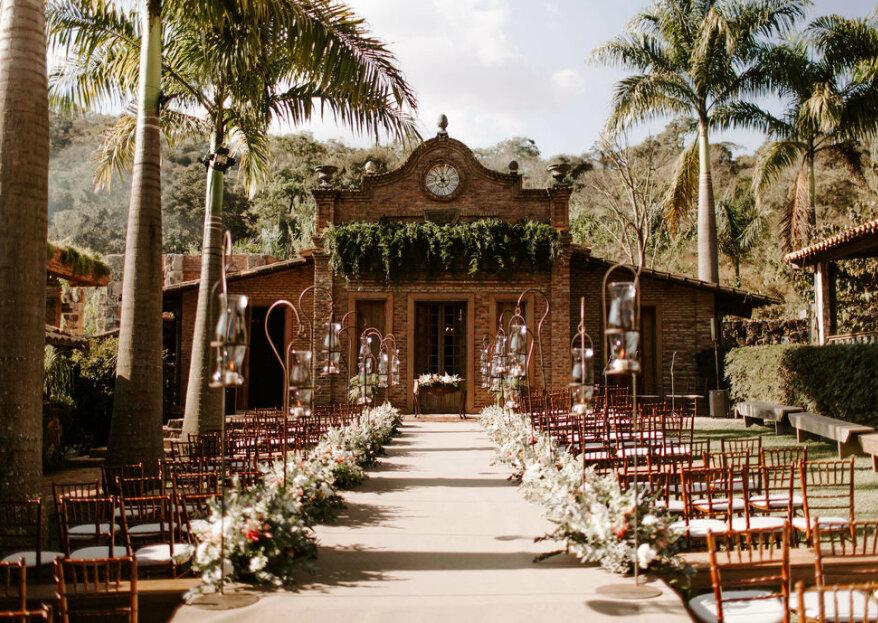 Inflore: a escolha perfeita para casais que sonham com uma decoração romântica, exclusiva e recheada de personalidade com a assinatura de Cris Balbi!