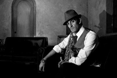 Javier Cavacini, lo mejor del saxofón internacional en tu boda
