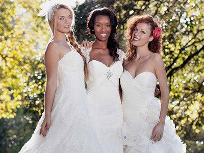 Vestidos de novia con volumen 2016: descubre la princesa que hay en ti