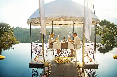 Bali- rajski kierunek podróży poślubnej. Poznaj go!