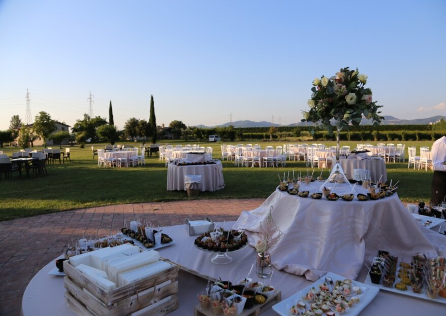 Hotel Spa & Golf Valle di Assisi: l'incanto della campagna umbra per il tuo grande giorno