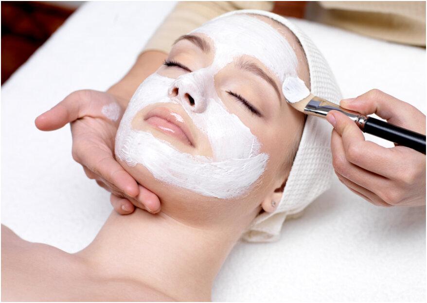 4 mascarillas naturales que te dejarán la piel perfecta el día de tu boda