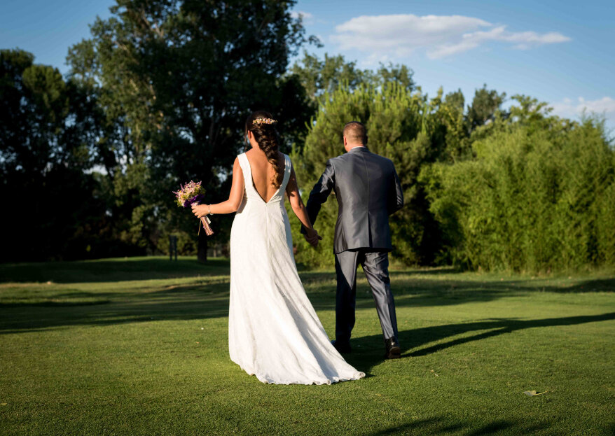Saborea cada momento celebrando tu boda en El Mirador del Golf