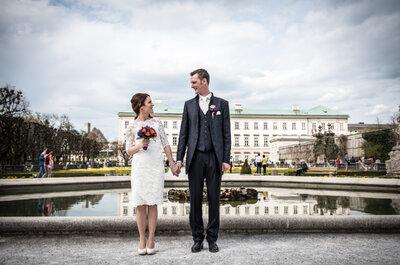 Der passende Zeitpunkt für die Hochzeit - Perfektes Timing ist alles bei der Hochzeitsplanung!