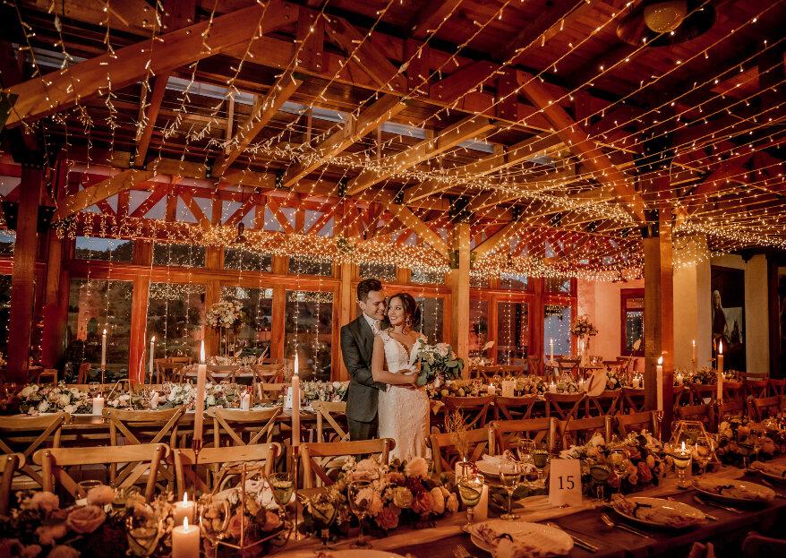 Cinco servicios de Hacienda La Victoria que toda locación para bodas debería ofrecer